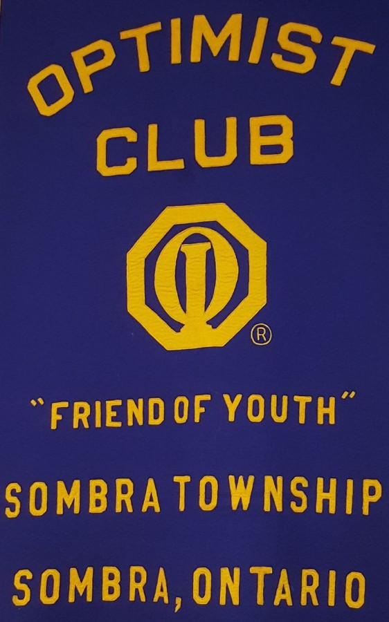 Optimist Club of Sombra - Friends of Mooretown Sponsor